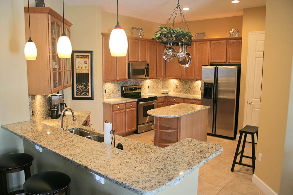 Granite Countertops For Homeowners Who Want Something Durable