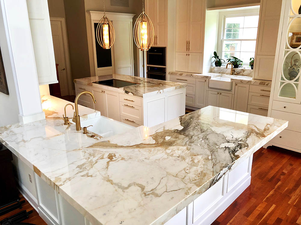 Marble kitchen countertops: classic elegance and modern style in your  kitchen!