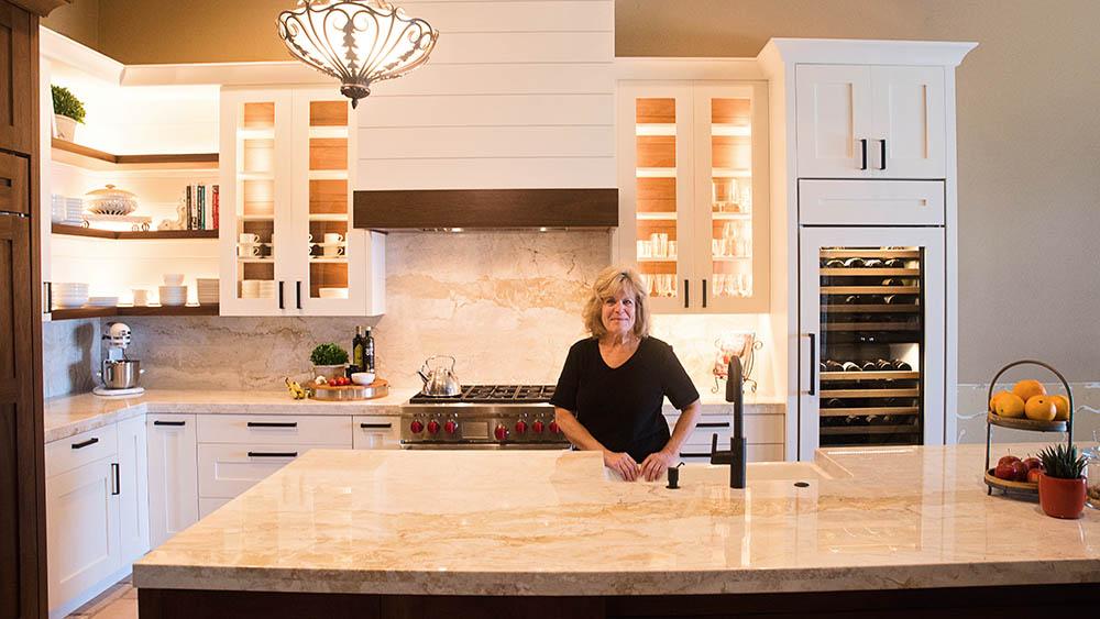 Quartzite Kitchen Countertop Strong Like Granite Beautiful Marble