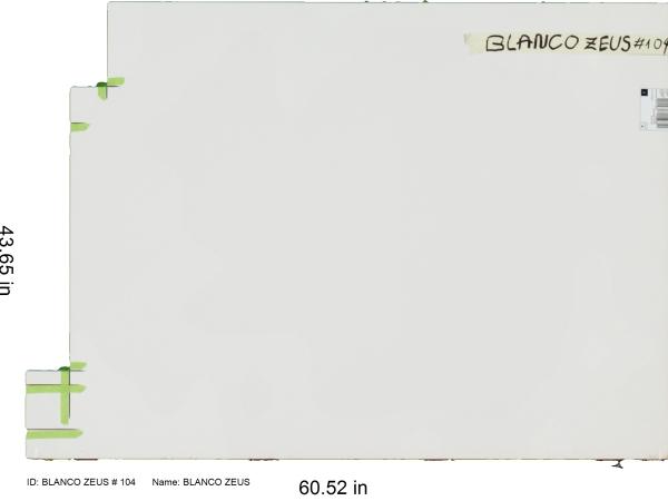 BLANCO ZEUS # 104