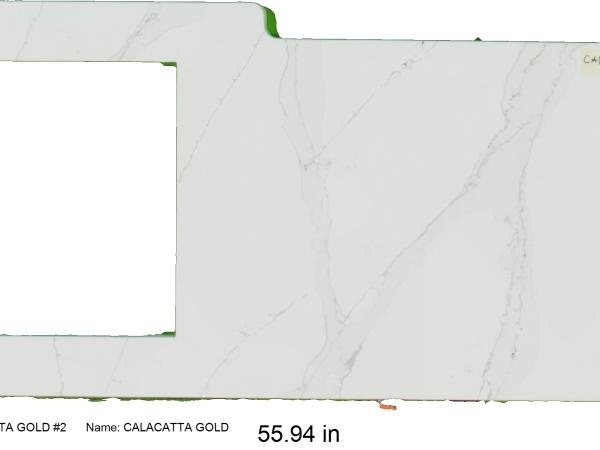 CALACATTA GOLD #2