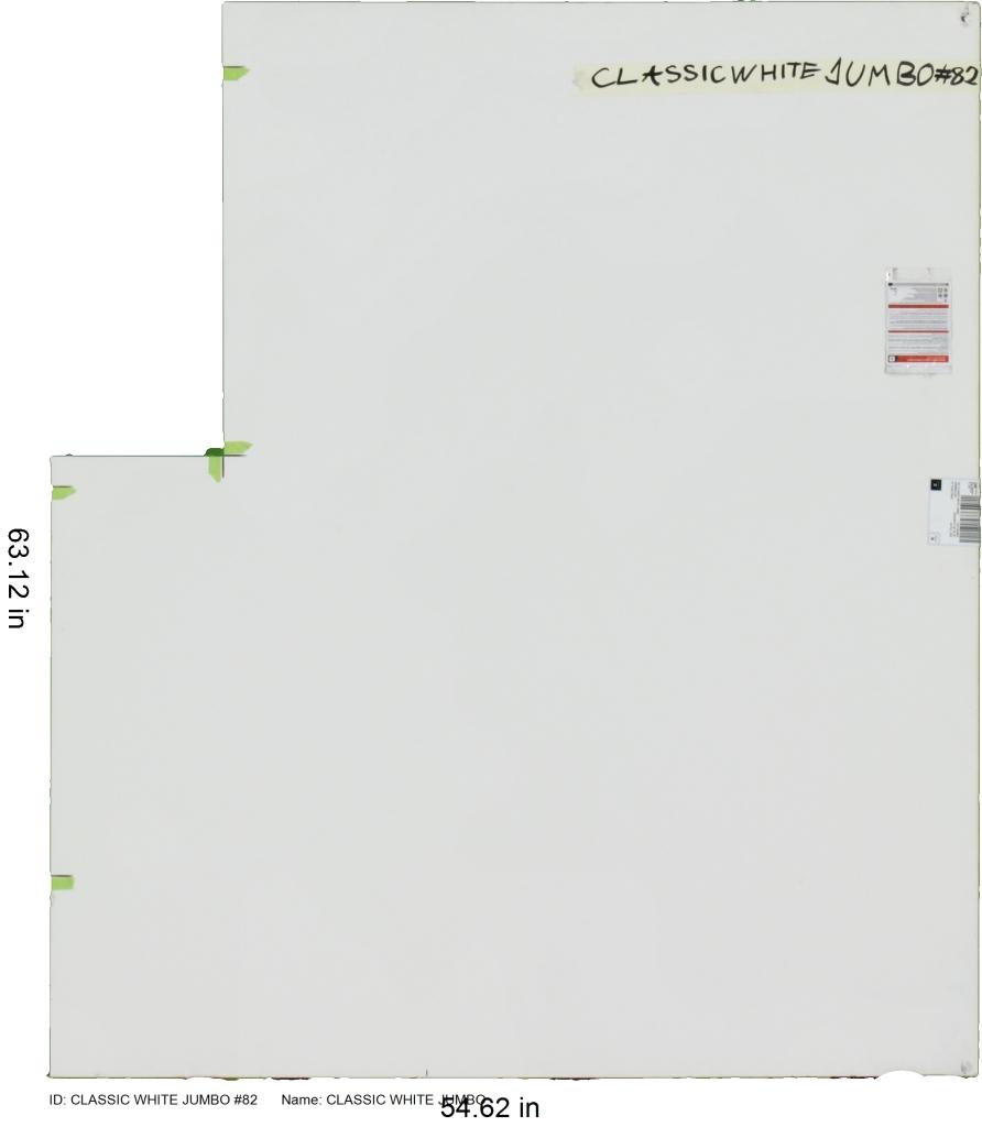 CLASSIC WHITE JUMBO #82