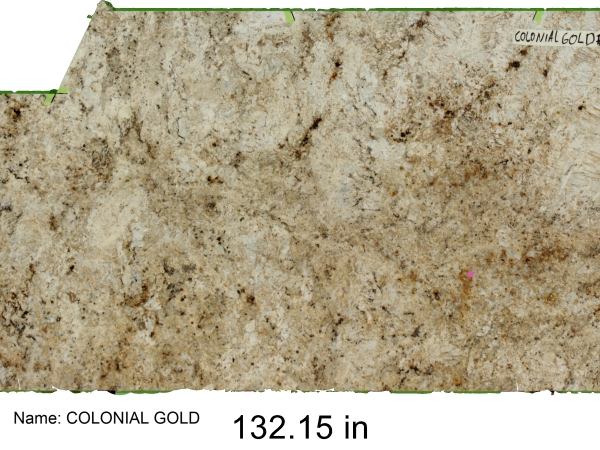 COLONIAL GOLD # 106