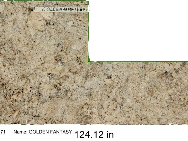GOLDEN FANTASY # 71