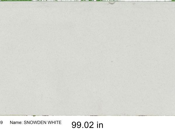 SNOWDEN WHITE # 59